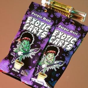 purple haze exotics exotic carts
