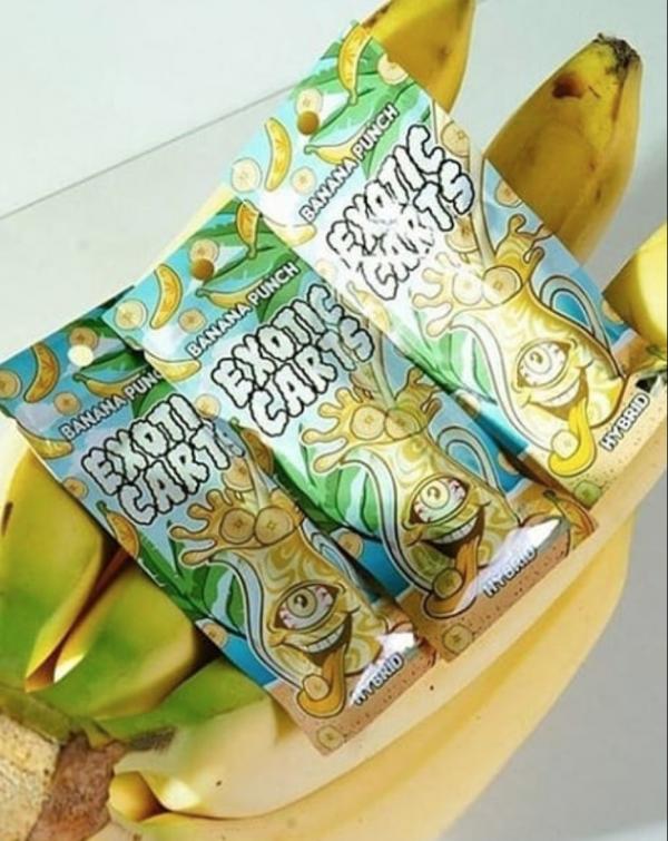 Banana Punch exotic carts